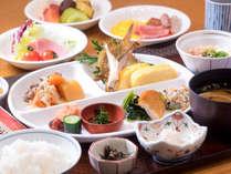 朝食:お好きなものをお好きなだけ!