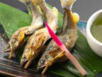 ~夏の香魚を味わう~富山県産「鮎」を塩焼きで堪能☆宿泊プラン