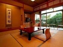 *【懐古の間:雁来紅】古き良き日本を感じて頂けるお部屋でございます。