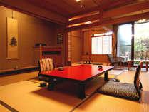 *【癒しの間】二間続きで広々と開放感のあるお部屋です。