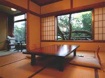 *【懐古の間:茜】古き良き日本を感じて頂けるお部屋でございます。