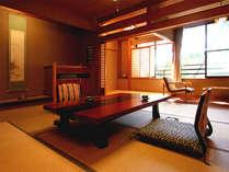 *【ゆとりの間】10畳+3畳のお部屋で、ゆったりとお過し下さい。