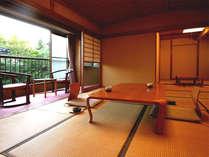 *【懐古の間:山吹】古き良き日本を感じて頂けるお部屋でございます。