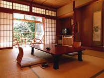 *【懐古の間:海棠】古き良き日本を感じて頂けるお部屋でございます。