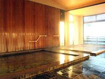*竹生(ちくぶ)の湯/男女入替制の温泉大浴場です。