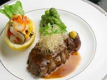 *別注料理/和牛ひれステーキ