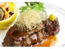 【和牛ヒレステーキ付】お肉料理も召しあがりたい方の為にご用意致しました♪
