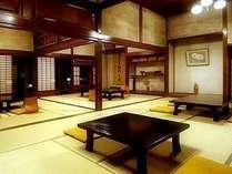 国登録有形文化財「駐蹕の間」明治天皇がご小休されたお部屋