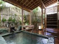 大浴場「翁の湯」待望の露天風呂新設!