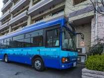 JR舞浜駅/TDRへのシャトルバスです♪