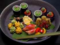 飛騨牛または長良川の天然鮎 厳選会席料理一泊二食付