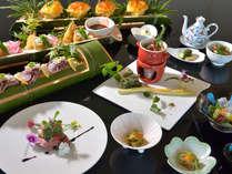 旬の食材まつりプラン和洋折衷会席