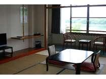 お部屋からの景色も抜群 和室 例