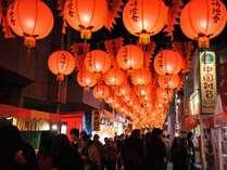 """中国の旧正月を祝う行事「春節祭」を起源とする、""""長崎ランタンフェスティバル""""は、2月16日~3月4日開催"""