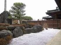 大自然の息吹が薫る日本庭園