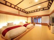 Suite Room Breakfast Plan with Private Open-Air Bath