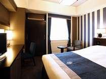 【部屋】スーペリアシングル■20平米■ベッド幅140センチ