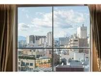 スイートツイン1010号室からみえる富士山テンションあがります♪
