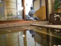 ラジウム温泉でゆっくりお過ごしください