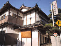 鷺の巣温泉湯本屋旅館
