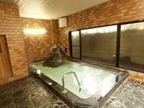 1階大浴場 サウナ付