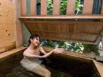 お部屋の内風呂も温泉です