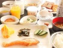 ※新型コロナウイルス感染予防のため、朝食をセットメニューにてご提供いたしております。