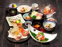 【いい矢田屋会席】秋の料理一例 ※イメージ画像
