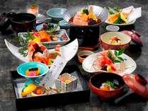 【いい矢田屋会席】春の料理一例 ※イメージ画像