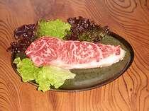 飛騨牛150gを鉄板ステーキで!田舎料理プラン