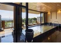 長浜太閤温泉(大浴場)撮影:下村 康典の画像