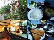 ◇直営喫茶セラヴィ◇ 朝食は、和食・洋食をお選びいただけます。朝7:00よりお待ち申し上げます♪