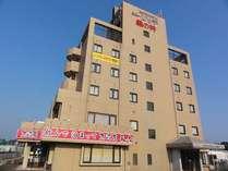 亀の井ホテル 宮崎新富