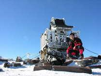 ペンションオーナー黒川 健一(くろかわ けんいち) ◆北海道アウトドア山岳ガイド資格者,北海道,ペンション群林風(ぐり~んうぃんど)