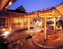 庭園露天風呂「風待ちの港」
