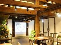 登録有形文化財 蔵のレストランWANY