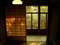 魅力たっぷり!!日本家屋のお茶室に泊まろう!