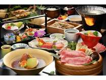 ○自慢の料理をグレードアップ~おすすめ!料理プラン~