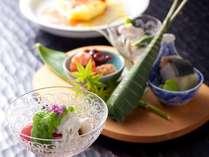 KIZASHI特撰祇園京懐石料理。老舗料亭やミシュラン掲載店からご用意致します。