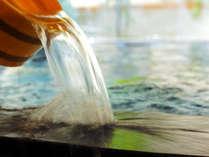【すずめの湯】こじんまりとした湯船ですが、良質の飛騨高山温泉を楽しんでいただけます。