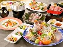 【じゃらん限定】通常料金よりもお得に♪「鯛」と「伊予牛」会席を食べよう!!平日限定宿泊プラン