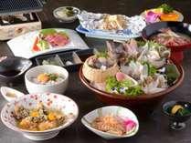 【お日にち!ネット限定!春の最上位料理がお得に♪】春の地魚ぜいたく会席♪スペシャルデーキャンペーン