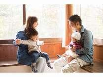 お子様ものびのび過ごせます!,長野県,ホテルアンビエント蓼科コテージ