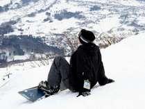 晴天率80%のスキー場でのスキーは尚更楽しい♪,長野県,ホテルアンビエント蓼科コテージ