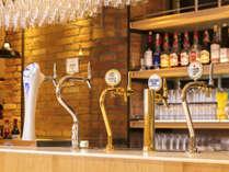 驚愕ビールサーバ4種の飲み比べをご用意,長野県,ホテルアンビエント蓼科コテージ