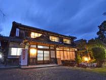 *木造の日本家屋は、おばあちゃん家にきたような優しい雰囲気。若狭湾のほぼ中央で若狭の拠点には◎