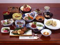 ≪別館≫舌鼓♪やわらか鴨肉と摘みたて山菜【夕食付】