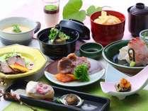 【春の恵みを贅沢に】春の選りすぐりの食材をふんだんに!☆特別会席グルメコース 瑞雲☆