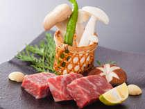 岡山黒毛和牛サーロインステーキ(通年)【一品選べる会席】
