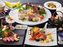 「量より質」和の美食会席